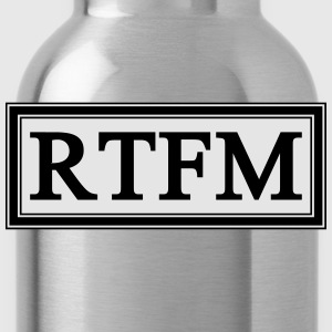 RTFM Hoodies - Water Bottle
