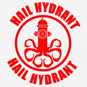 Hail Hydrant - Men's T-Shirt