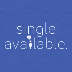 Single but not available cup - Men's T-Shirt