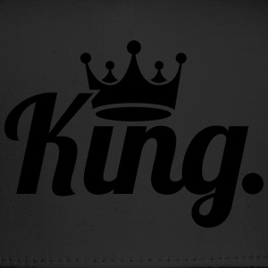 king T-Shirts - Trucker Cap