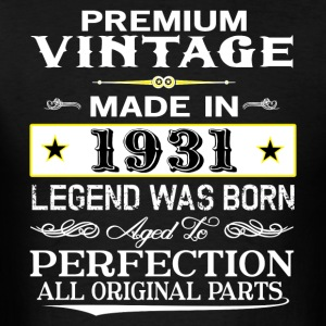 PREMIUM VINTAGE 1931 Hoodies - Men's T-Shirt