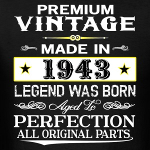 PREMIUM VINTAGE 1943 Hoodies - Men's T-Shirt