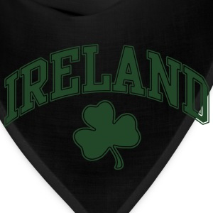 Ireland with Shamrock Tshirt - Bandana