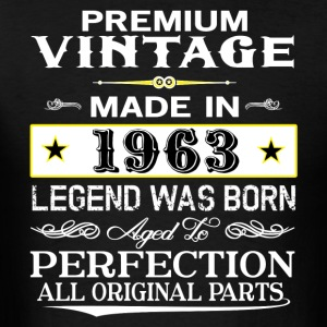 PREMIUM VINTAGE 1963 Hoodies - Men's T-Shirt