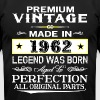 PREMIUM VINTAGE 1962 T-Shirts - Men's T-Shirt by American Apparel