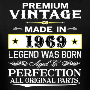 PREMIUM VINTAGE 1969 Hoodies - Men's T-Shirt