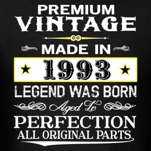 PREMIUM VINTAGE 1993 Hoodies - Men's T-Shirt