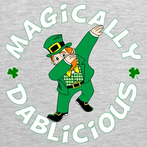 DAB Leprechaun Kids' Shirts - Men's Premium Tank