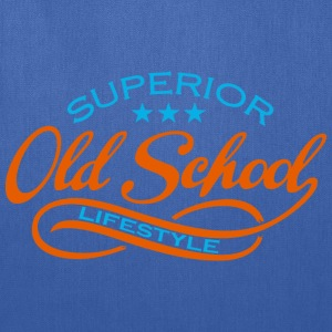 old school  T-Shirts - Tote Bag