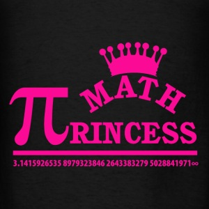 Math Princess - Men's T-Shirt