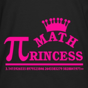 Math Princess - Men's Premium Long Sleeve T-Shirt
