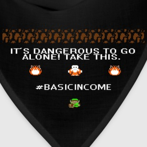 Legend of #Basicincome Women's T-Shirts - Bandana