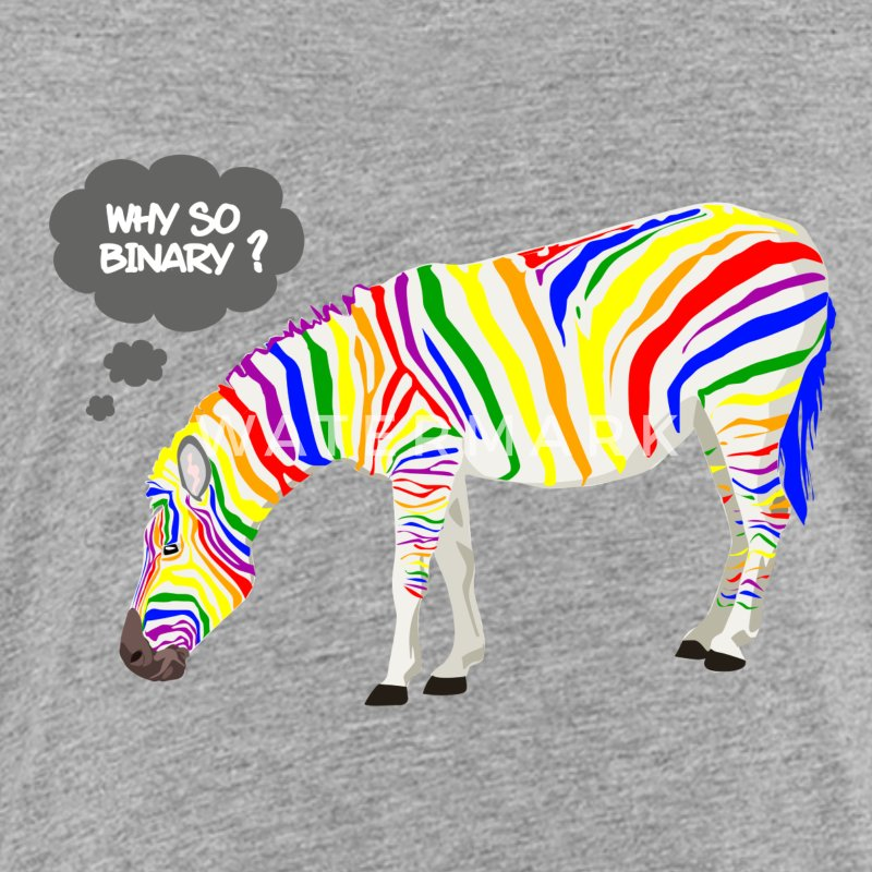 Rainbow Zebra Baby & Toddler Shirts - Toddler Premium T-Shirt