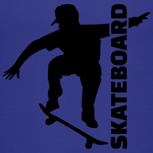 Skateboard Kids' Shirts - Toddler Premium T-Shirt