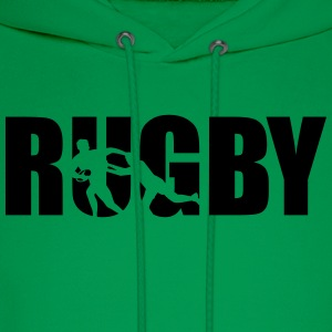 Rugby T-Shirts - Men's Hoodie