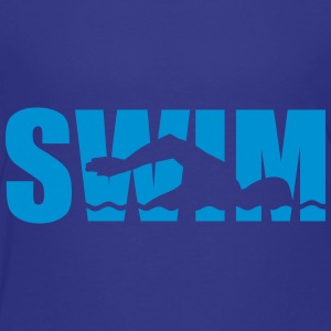 Swim Kids' Shirts - Toddler Premium T-Shirt