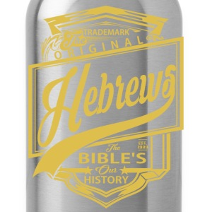 The Original Hebrews T-Shirts - Water Bottle