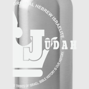 ONE in Tribe of Judah T T-Shirts - Water Bottle