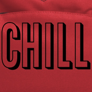 chill T-Shirts - Computer Backpack
