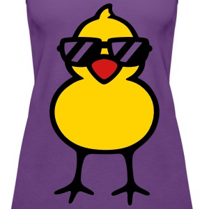 Cool Chick - Women's Premium Tank Top