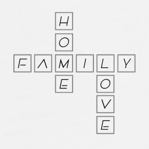 Home Family Love - Men's Premium T-Shirt