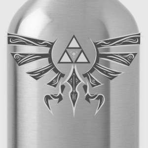 The Legendary Crest T-Shirts - Water Bottle