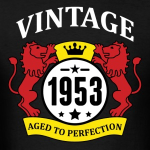 Vintage 1953 Aged to Perfection Hoodies - Men's T-Shirt