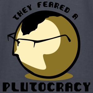 They Feared a Plutocracy - Kids' Long Sleeve T-Shirt