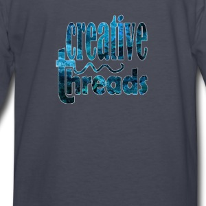 CreativeThreads-storm Hoodies - Kids' Long Sleeve T-Shirt