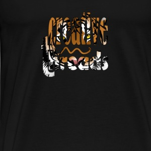 CreativeThreads-tiger Sportswear - Men's Premium T-Shirt