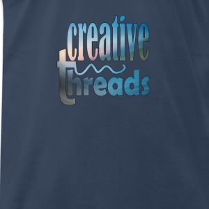 CreativeThreads-waves Tanks - Men's Premium T-Shirt