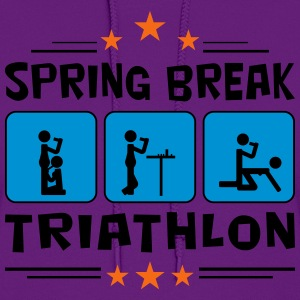 spring break triathlon Women's T-Shirts - Women's Hoodie