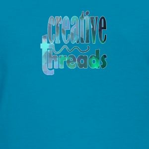 CreativeThreads-blueblock Tanks - Women's T-Shirt