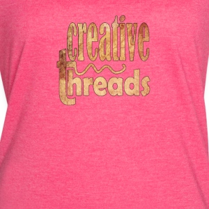CreativeThreads-Rusted Tanks - Women's Vintage Sport T-Shirt