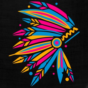 Chieftain's Headdress Hoodies - Bandana