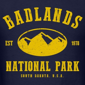 Badlands National Park Hoodies - Men's T-Shirt