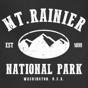 Mt. Rainier National Park T-Shirts - Adjustable Apron