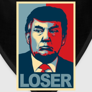 Donald Trump LOSER Shirt - Bandana