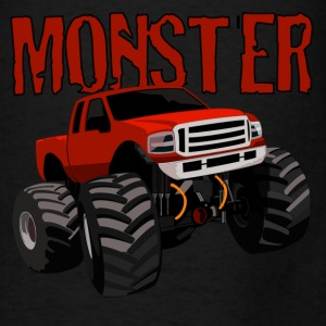 MONSTER Bags & backpacks - Men's T-Shirt