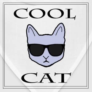 Cool Cat - Bandana