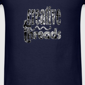 CT - Stained Glass Long Sleeve Shirts - Men's T-Shirt