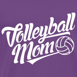 Volleball Mom Tanks - Men's Premium T-Shirt