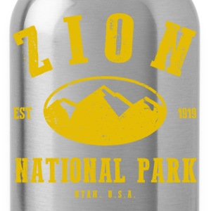 Zion National Park Hoodies - Water Bottle
