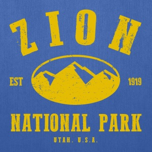 Zion National Park Hoodies - Tote Bag