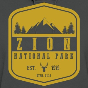 Zion National Park T-Shirts - Women's Hoodie
