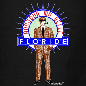 Bonjour ma belle Floride, Francisco Evans ™ Bags & backpacks - Men's T-Shirt