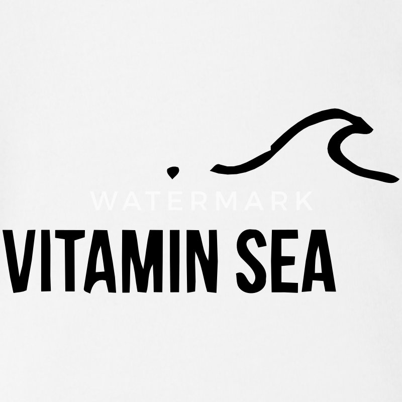 VITAMIN SEA Baby Bodysuits - Short Sleeve Baby Bodysuit