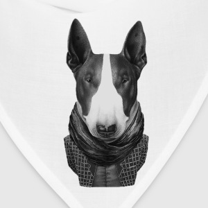 posh dog T-Shirts - Bandana