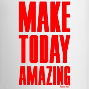 Make Today amazing, Francisco Evans ™ Mugs & Drinkware - Coffee/Tea Mug