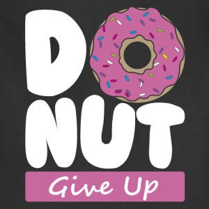 Donut Give Up - Adjustable Apron